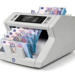 Contadores, detectores de billetes