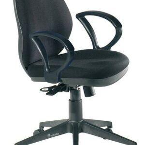 silla tela ignifuga rd-939 negra