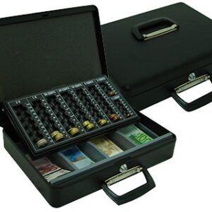 maletín y caja de caudales
