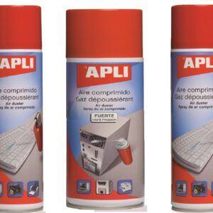 Productos de limpieza para complementos informáticos