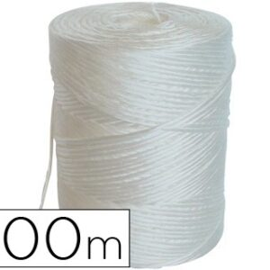 Bobina de cuerda Rafia, rollo de 600 mts