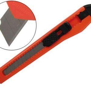 cutter de plástico de 9mm