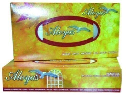 Caja de 100 pañuelos de papel KLEENEX ALOYA S