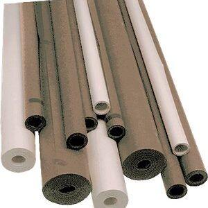 Rollo papel KRAFT para embalaje 1 metro de ancho x 50 mts MARRON
