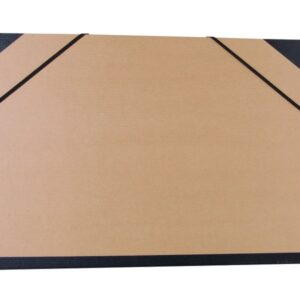 Carpeta dibujo 52X72 A2 CLAIREFONTAINE Papel kraft