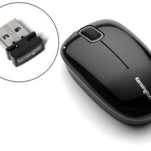 Ratón inalámbrico KENSINGTON Pro Fit tamaño mediano óptico usb rojo