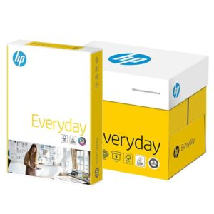 Papel blanco A4 HP EVERYDAY, 500 hojas