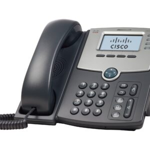 Teléfono VoIP Cisco Small Business SPA 504G