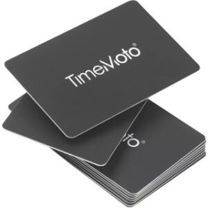 Pack de 25 tarjetas RFID Safescan timemoto RF-100