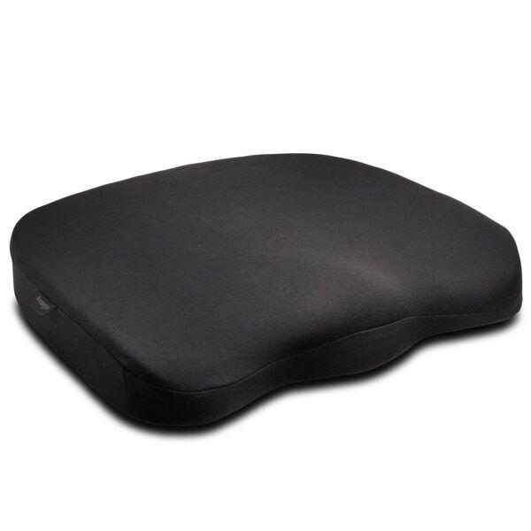 Cojin de asiento kensington premium gel frio negro 7,1x45,9x36,3 cm.