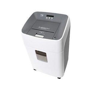 Destructora DAHLE ShredMATIC® 300, de alimentación automática de hojas