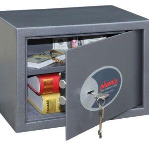 Cajas de seguridad VELA, medidas 250 x 350 x 250 mm. PHOENIX SAFE SS0802K